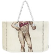 The Science Of Human Anatomy Weekender Tote Bag