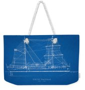 U.s. Coast Guard Cutter Northland Weekender Tote Bag