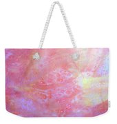5. V1 Orange, Red And Yellow 'sun' Glaze Painting Weekender Tote Bag