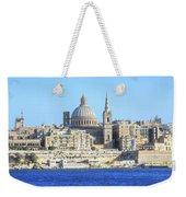 Valletta - Malta Weekender Tote Bag