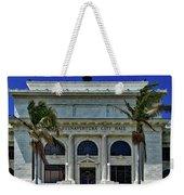 Ventura City Hall Weekender Tote Bag