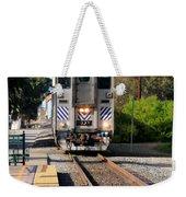 Ventura Train Station Weekender Tote Bag