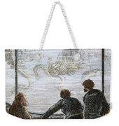 Verne: 20,000 Leagues, 1870 Weekender Tote Bag