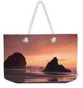 View Of Oregon Weekender Tote Bag