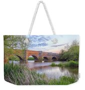 White Mill - England Weekender Tote Bag