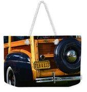 Woodie Weekender Tote Bag