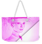 Audrey Hepburn Collection Weekender Tote Bag