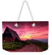 New Landscapes Weekender Tote Bag