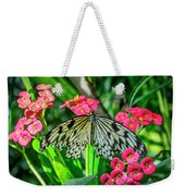 5050- Butterfly Weekender Tote Bag