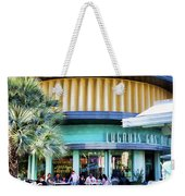 50's Gas Station  Weekender Tote Bag