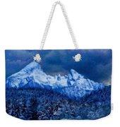 Modern Landscape Weekender Tote Bag
