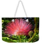 Australia - Caliandra Red Flower Weekender Tote Bag