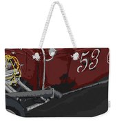 '53 Rat Rod Weekender Tote Bag