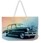 54 Chevy Weekender Tote Bag