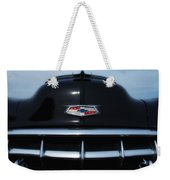 54 Chevy Grill Weekender Tote Bag