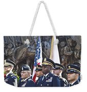 54th Regiment Bos2015_183 Weekender Tote Bag