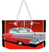 55 Chevy Pinstriping Weekender Tote Bag