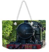 5542 On The The Points Weekender Tote Bag