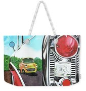 56 Chevy Reflections Weekender Tote Bag