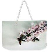 Tree Blossoms Weekender Tote Bag