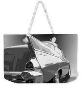 57 Chevy Horizontal Weekender Tote Bag