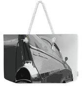 57 Chevy Verticle Weekender Tote Bag