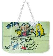 5719 - Graffiti Weekender Tote Bag