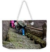 5778- Yellow Mountains Weekender Tote Bag
