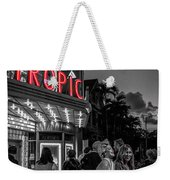 5828- Tropic Theater Weekender Tote Bag