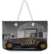 581 Bonneville Race Car Weekender Tote Bag