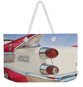 59 Dodge Royal Lancer Weekender Tote Bag