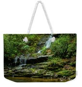 North Carolina Fall Colors Weekender Tote Bag