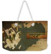 59906 Baccano Weekender Tote Bag