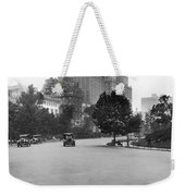 59th Street By Central Park Weekender Tote Bag