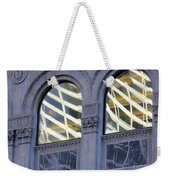 5th Avenue Reflections Weekender Tote Bag