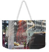 5th Avenue Weekender Tote Bag