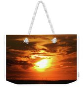 6-10-16--0827 Don't Drop The Crystal Ball Weekender Tote Bag