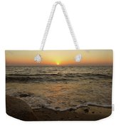 6-6-16--0576 Don't Drop The Crystal Ball Weekender Tote Bag