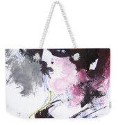 Abstract Figure Art Weekender Tote Bag