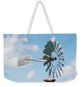 Aermotor Windmill Weekender Tote Bag