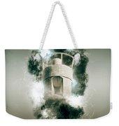 Air Raid Siren Weekender Tote Bag