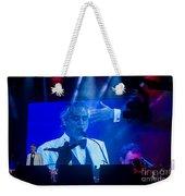 Andrea Bocelli In Concert Weekender Tote Bag