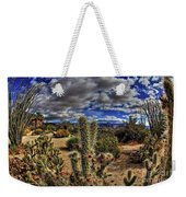 Anza-borrego Desert State Park Weekender Tote Bag