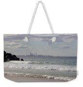 Australia - Coolangatta Beach Weekender Tote Bag
