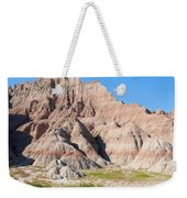 Badlands National Park South Dakota Weekender Tote Bag