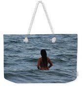 Brazilian Beauty Weekender Tote Bag