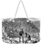 California Gold Rush Weekender Tote Bag