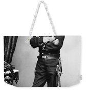 Civil War: Union Soldier Weekender Tote Bag