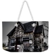 6 Corners Gas Station 2 Weekender Tote Bag