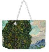 Cypresses Weekender Tote Bag